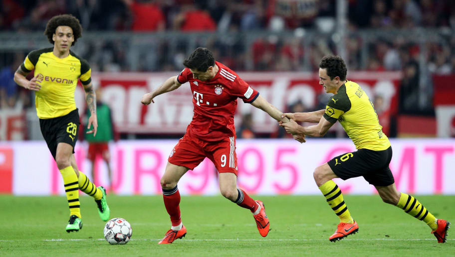 Borussia Dortmund Vs Bayern Munich Preview Where To Watch Live Stream Kick Off Time Team News 90min