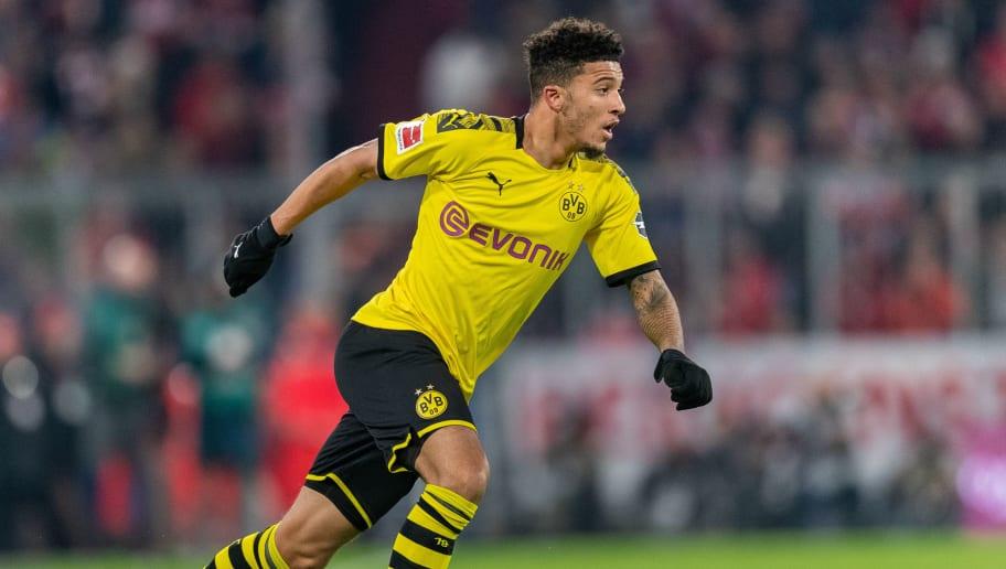 BVB-Star Sancho: Wechselentscheidung schon gefallen?