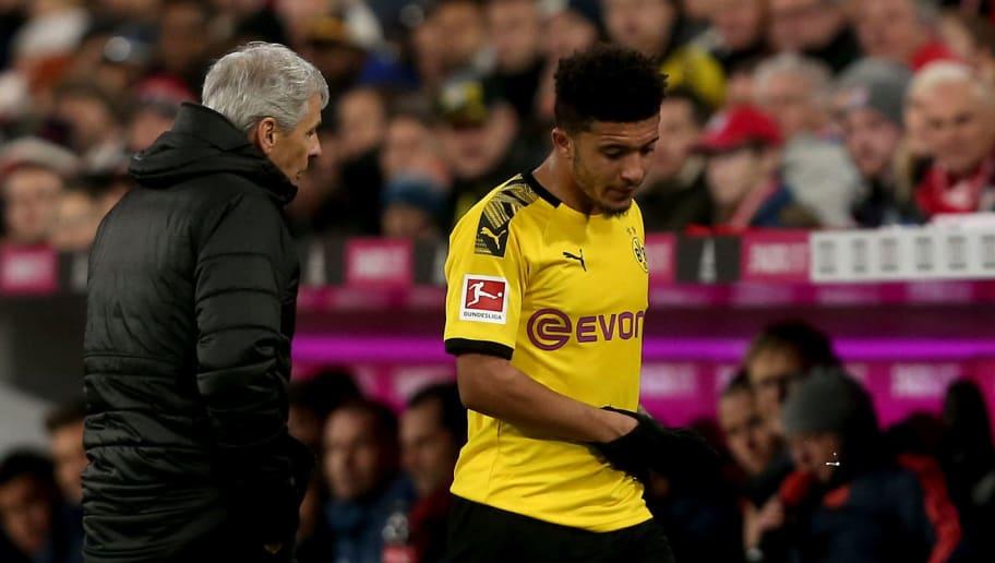 Will Sancho seinen BVB-Abgang erzwingen? - Zorc bezieht Stellung
