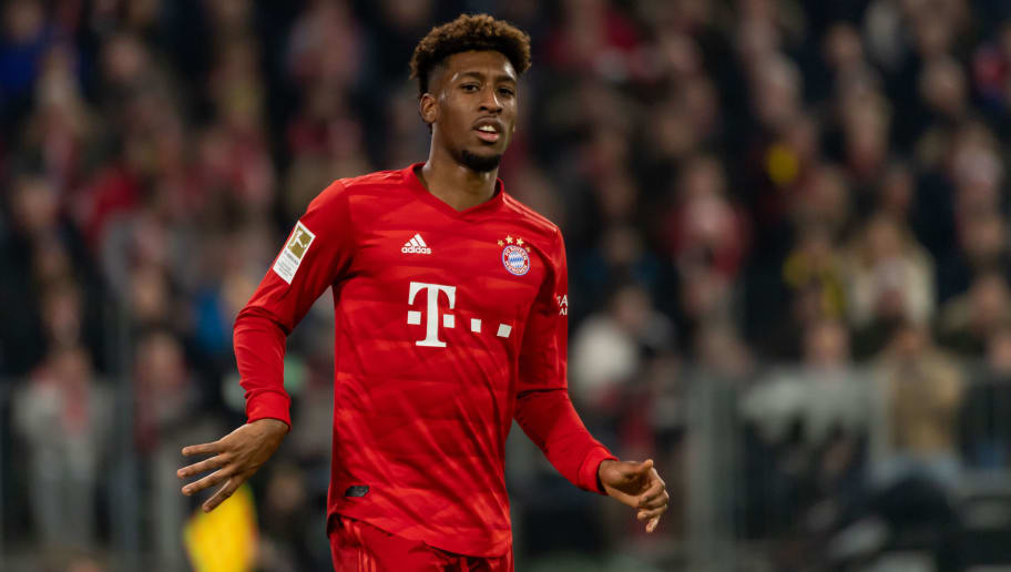 Kingsley Coman Set for Another Lengthy Injury Layoff After Tearing Knee Ligaments Against Spurs
