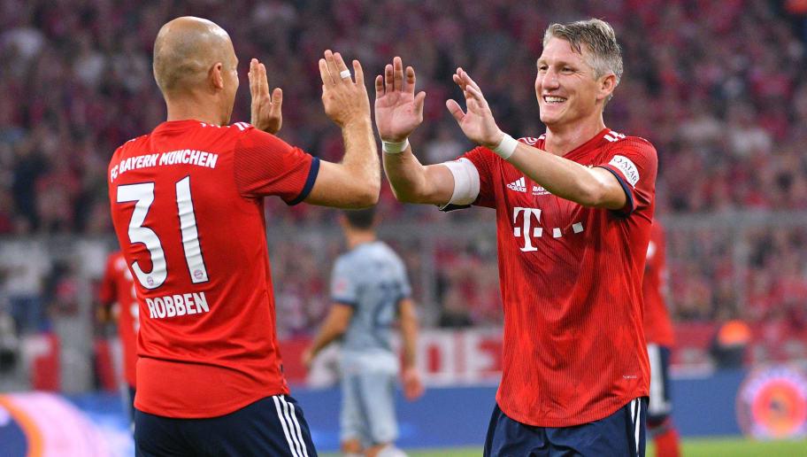 Bayern Schweinsteiger