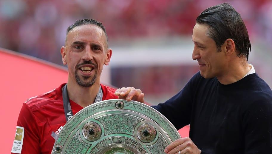 Franck Ribery,Niko Kovac
