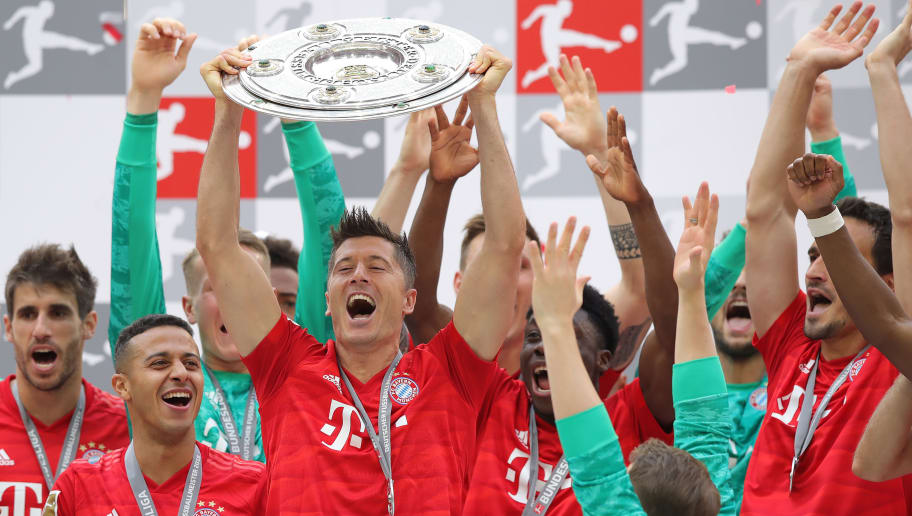 2019/20 Bundesliga Fixtures Released: Bayern Munich
