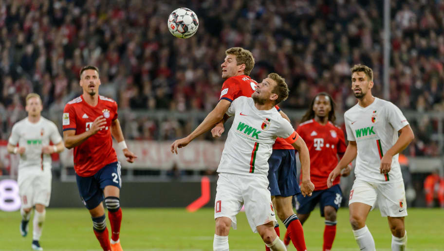 Augsburg Vs Bayern Munich Preview Where To Watch Live