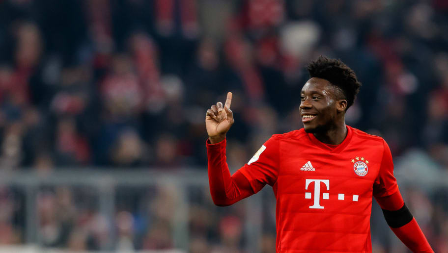 Alphonso Davies Has Quickly Established Himself as One of Europe's ...