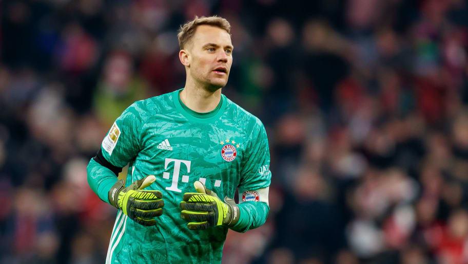 , Manuel Neuer ,