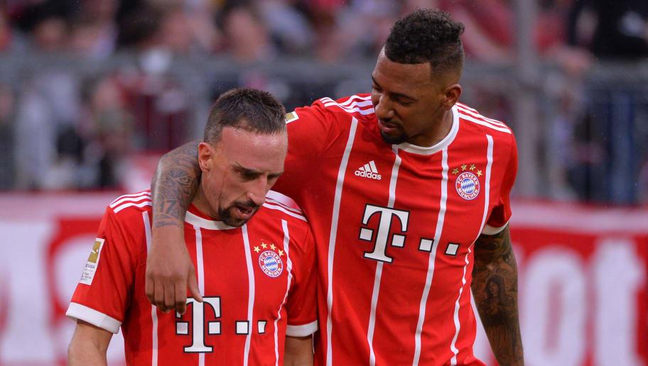 Franck Ribery,Jerome Boateng