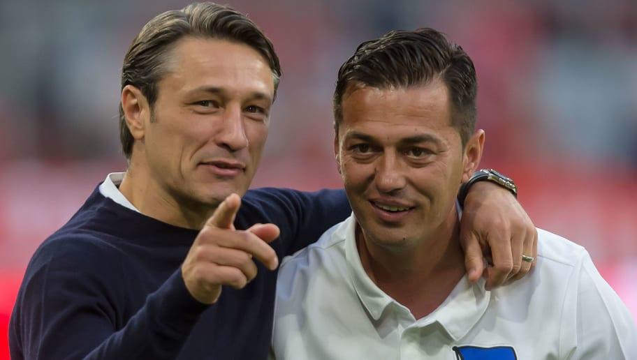 Covic vor dem Aus - Hertha träumt von Kovac | german_site