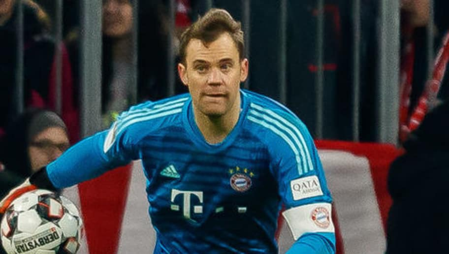 Verdienst Manuel Neuer