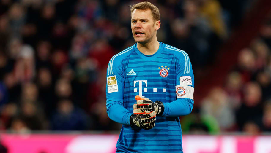 U0026 39 My Career Could Have Been Over U0026 39 Manuel Neuer Relieved To