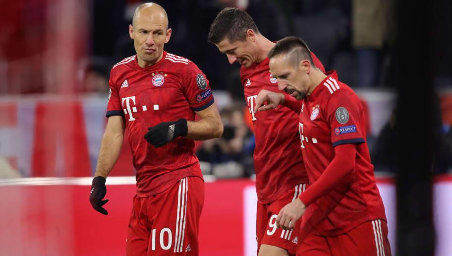 Poll : Klub Mana Yang Punya Trio Penyerang Terhebat Di Awal Musim 2019-20?