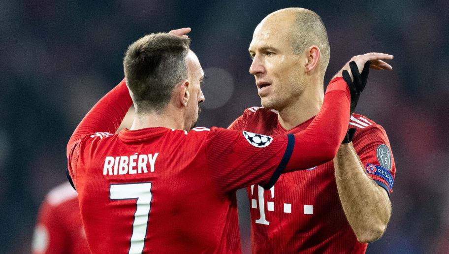 Arjen Robben,Franck Ribery