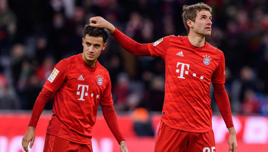 Philippe Coutinho,Thomas Mueller