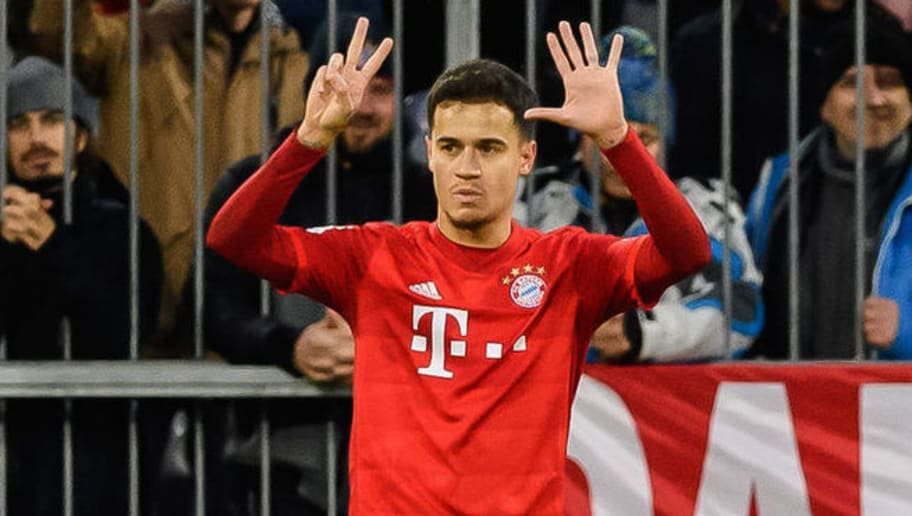 Bayern Munich Set for Summer Clear Out With Philippe Coutinho & Ivan Perišić Nearing Exit Door