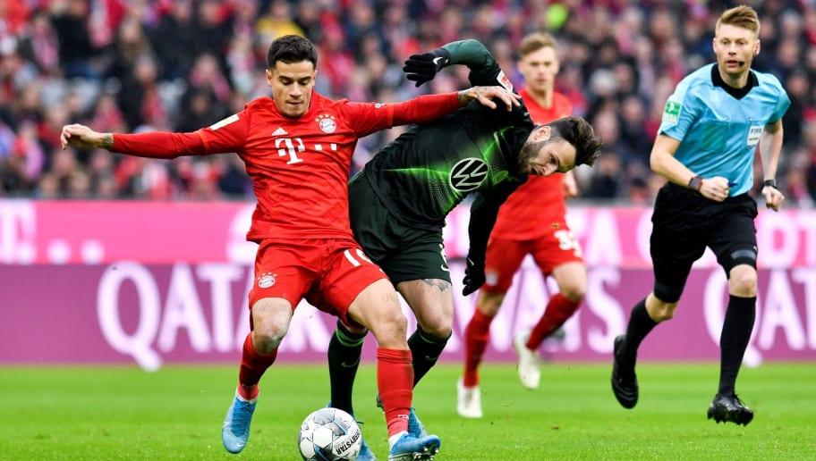 Bayern Munich 2-0 Wolfsburg: Report, Ratings & Reaction as