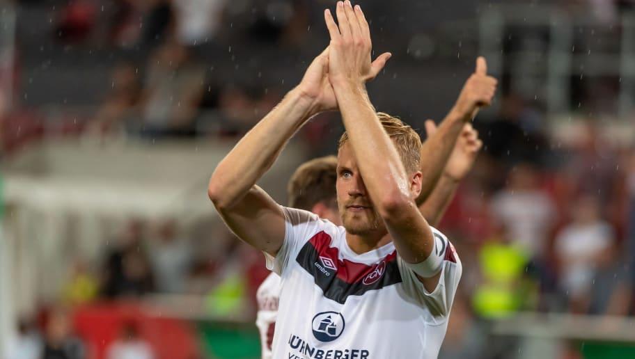 1. FC Nürnberg: Behrens fühlt in neuer Rolle deutlich wohler