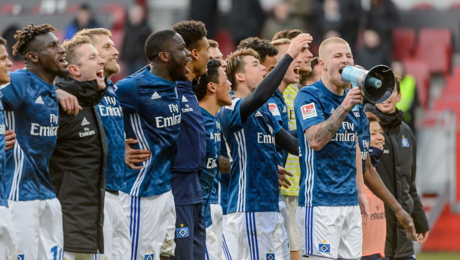 FC Ingolstadt 04 v Hamburger SV - Second Bundesliga