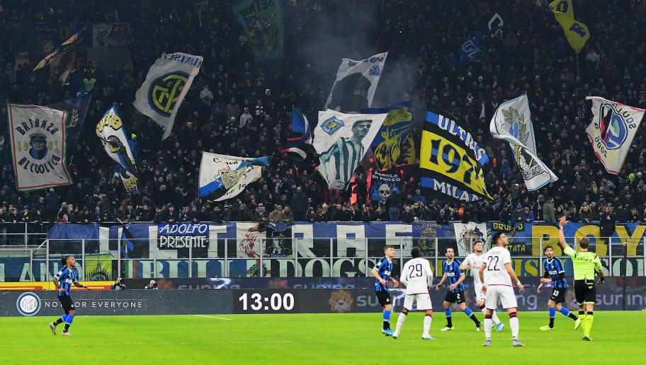 FC Internazionale fans