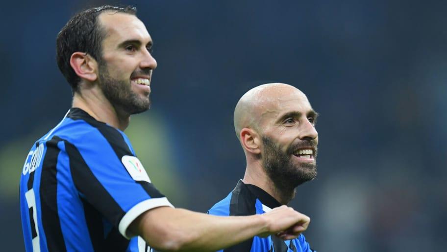 US Lecce - Inter Mailand   Die offizielle Aufstellung