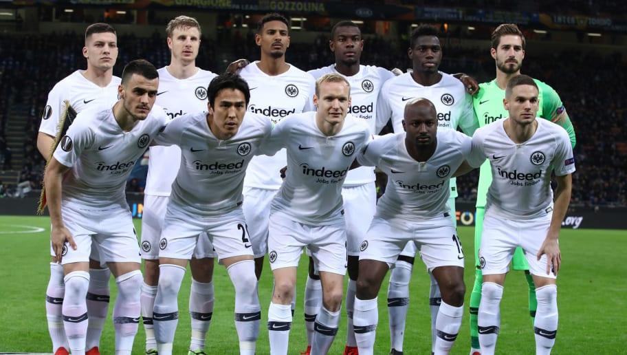 Inter Vs Frankfurt Wallpaper: 1:0-Sieg Gegen Inter: Eintracht Frankfurt Zieht Ins EL