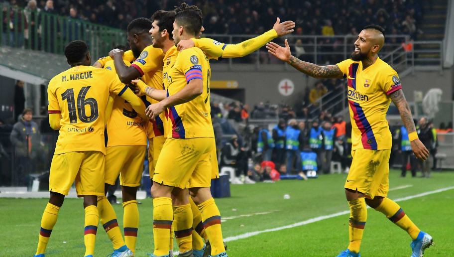 Inter 1-2 Barcelona: Report, Ratings & Reactions as Youngest CL Scorer Ansu Fati Knocks Out Italians