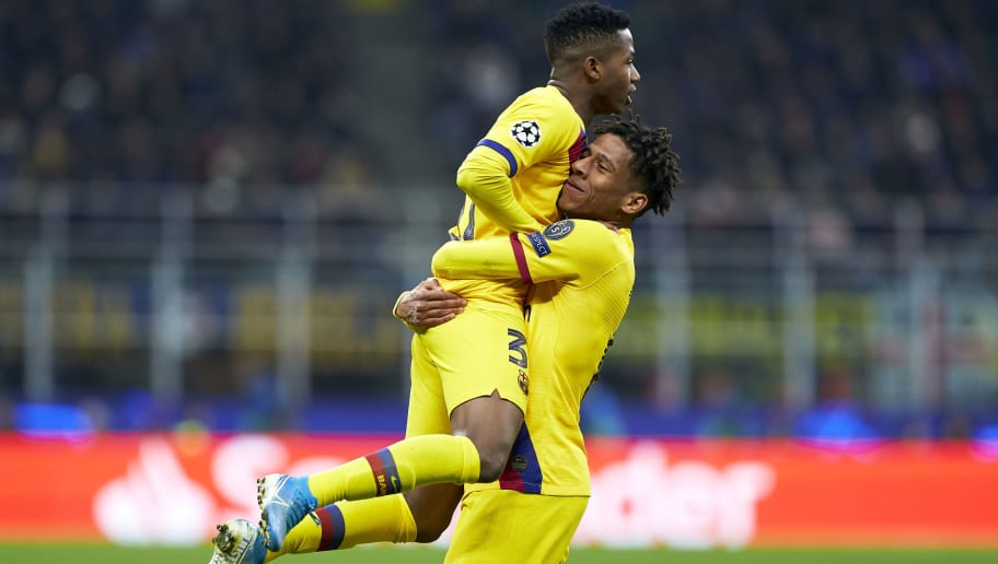 Twitter Hails Barcelona's Youth Movement as Record-Breaker Ansu Fati Knocks Inter Out of CL