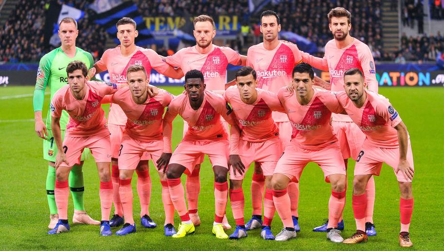 El Barcelona Es El Primer Equipo Clasificado A Los Octavos De Final