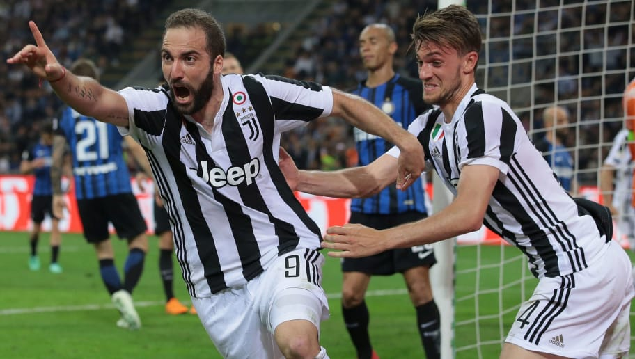 98db27efd Chelsea to Hold Talks Over Gonzalo Higuain and Daniele Rugani as Sarri  Closes in on Double Signing