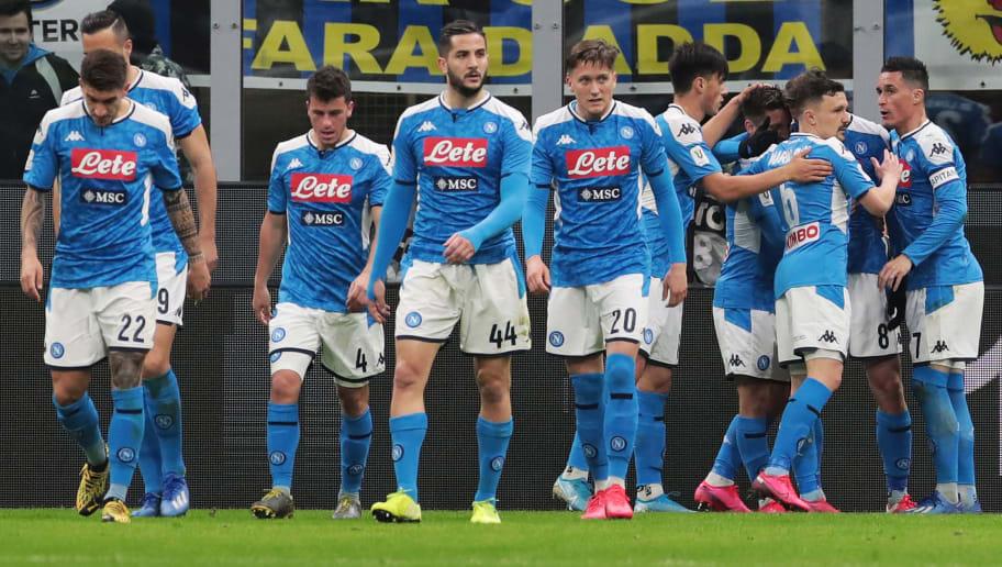 Brescia Vs Napoli Preview How To Watch On Tv Live Stream Kick Off Time Team News 90min