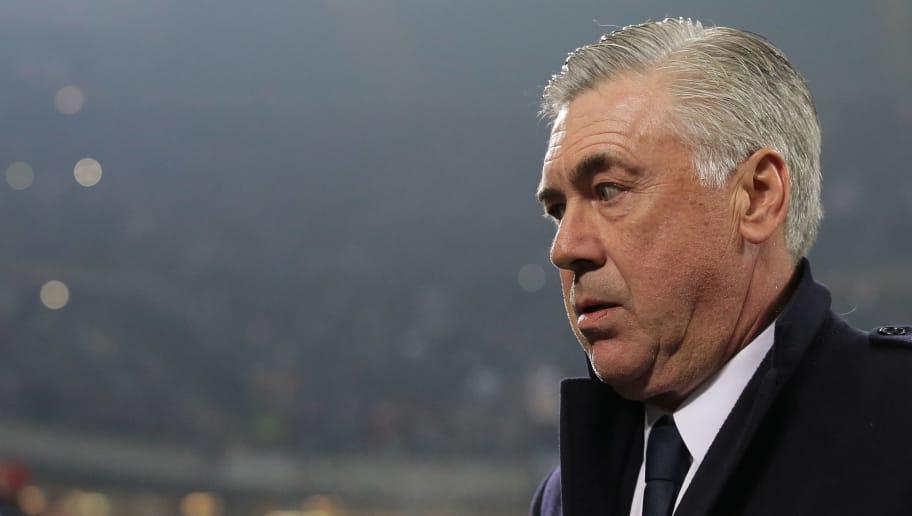 Ancelotti en match i taget