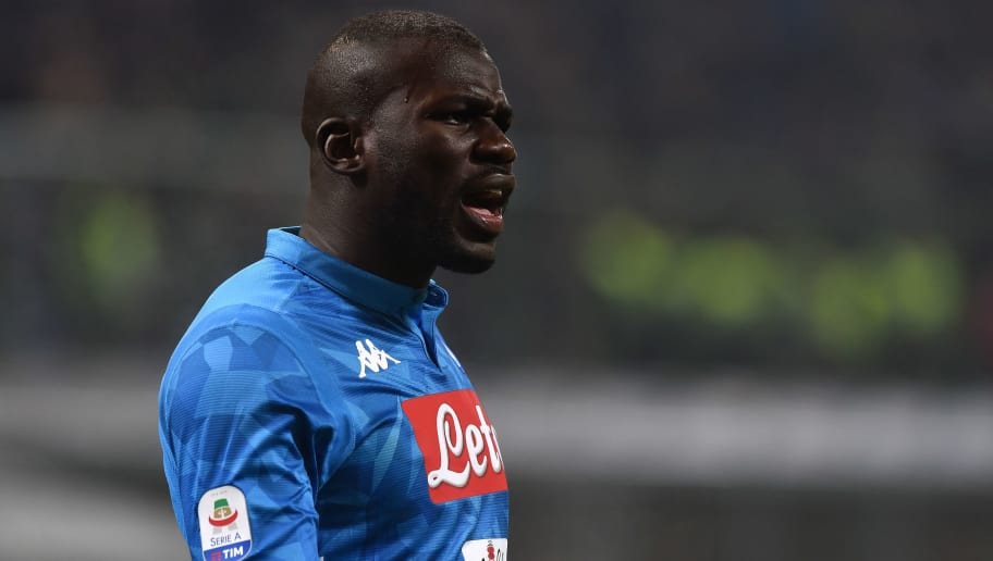 Man United's Koulibaly deal under threat as Real Madrid hold out £90m