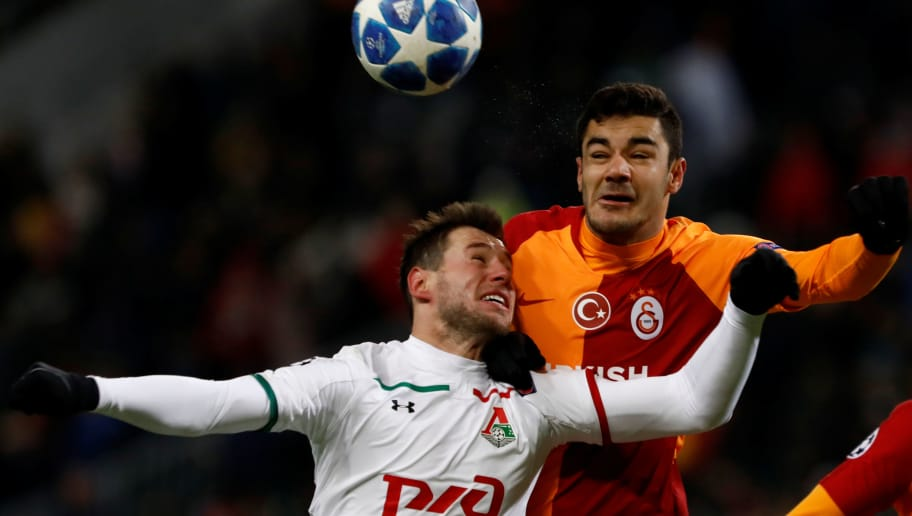 FC Lokomotiv Moscow v Galatasaray - UEFA Champions League Group D