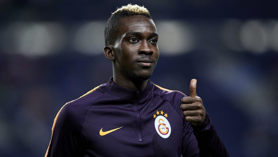 PORTO, PORTUGAL - OCTOBER 03:  Henry Onyekuru of Galatasaray looks on prior to the Group D match of the UEFA Champions League between FC Porto and Galatasaray at Estadio do Dragao on October 3, 2018 in Porto, Portugal.  (Photo by Quality Sport Images/Getty Images)