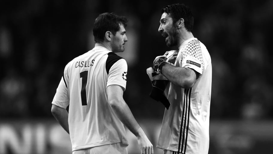 Gianluigi Buffon,Iker Casillas
