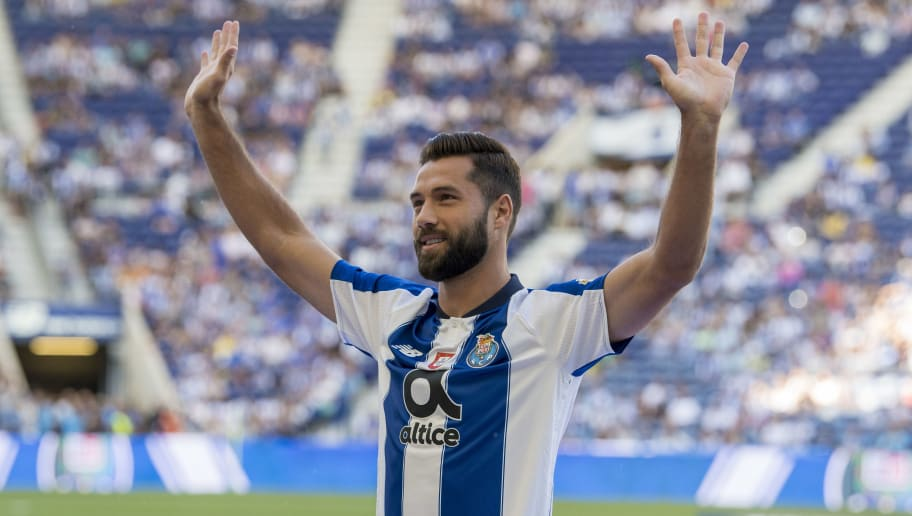 Felipe Unveiled As New Atletico Madrid Star Ahead Of Signing 3 Year