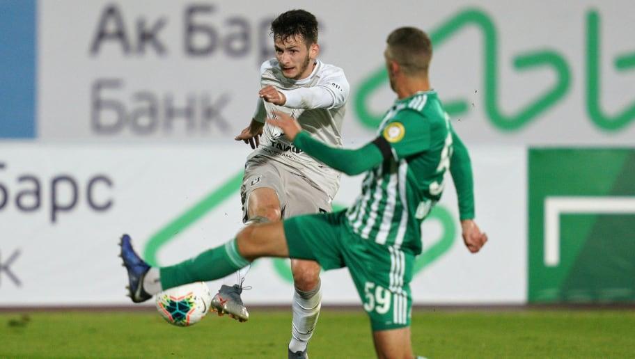 Khvicha Kvaratskhelia,Yevgeni Kharin