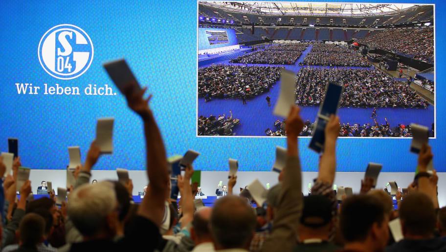 FC Schalke 04 - General Assembly