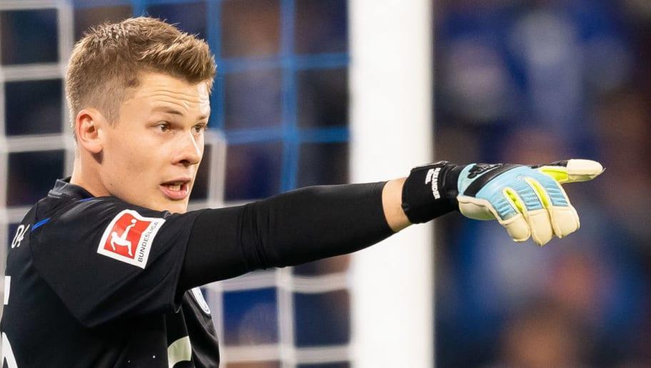 Schalke 04: Nübel will Wechsel ins Ausland nicht ausschließen