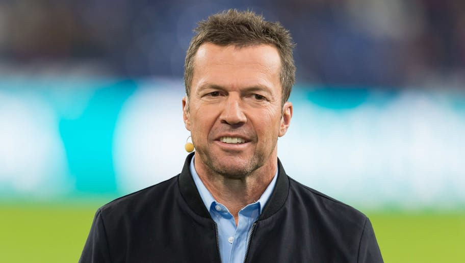 GELSENKIRCHEN, GERMANY - SEPTEMBER 22: Lothar Matthaeus looks on prior the Bundesliga match between FC Schalke 04 and FC Bayern Muenchen at Veltins-Arena on September 22, 2018 in Gelsenkirchen, Germany. (Photo by TF-Images/Getty Images)