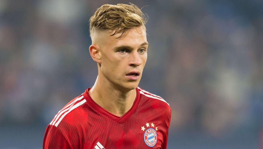 Bayern Munich Defender Joshua Kimmich Credits Pep ...