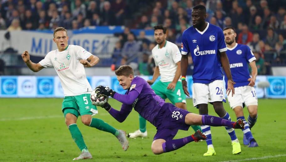 Schalke Bremen