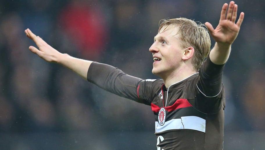 FC St. Pauli v 1. FC Magdeburg - Second Bundesliga
