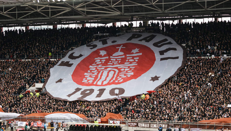 FC St. Pauli v Hamburger SV - Second Bundesliga
