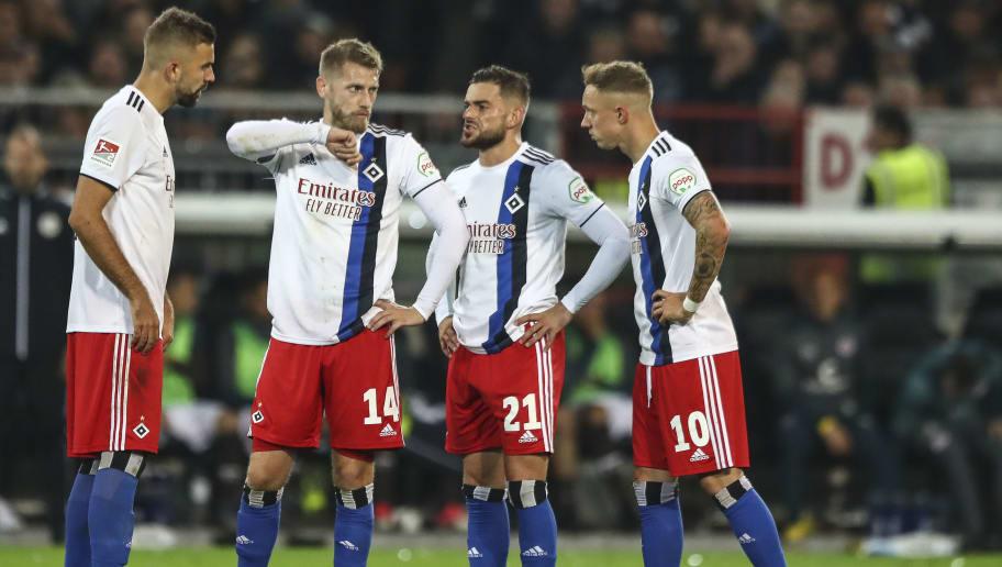 FC St. Pauli v Hamburger SV - Second Bundesliga