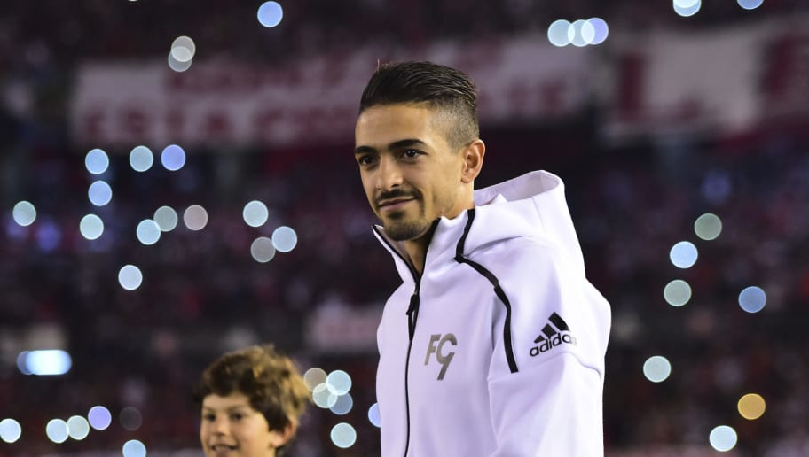 Manuel Lanzini Opens Up on Possibility of Returning to Former Club River Plate