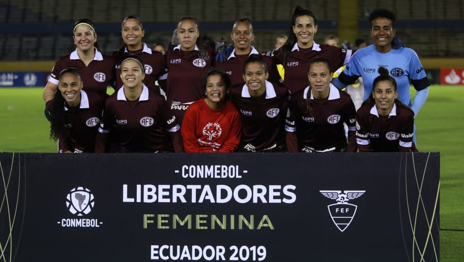 Ferroviaria v Cerro PorteÒo - Women's Copa CONMEBOL Libertadores 2019