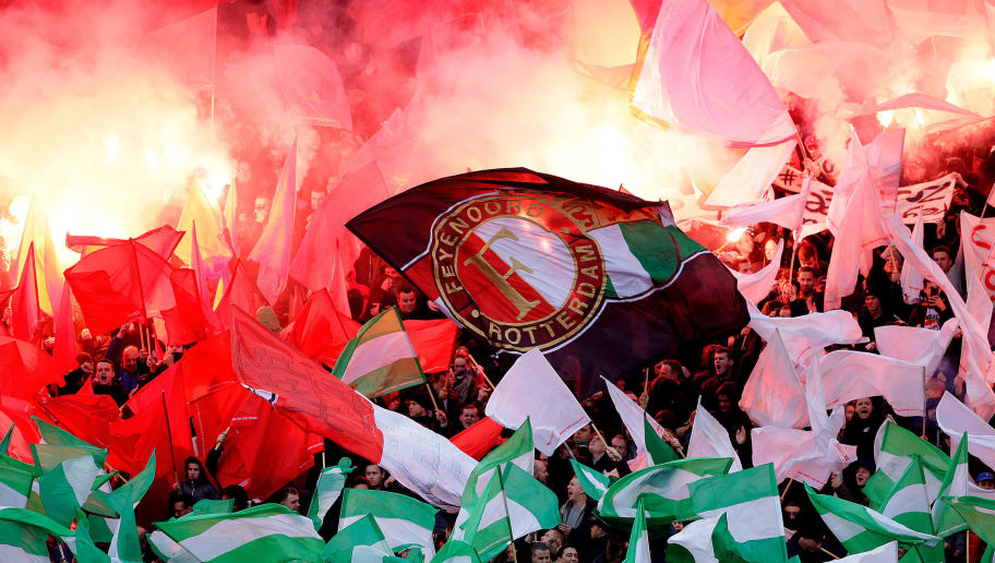Feyenoord v PSV - Dutch Eredivisie