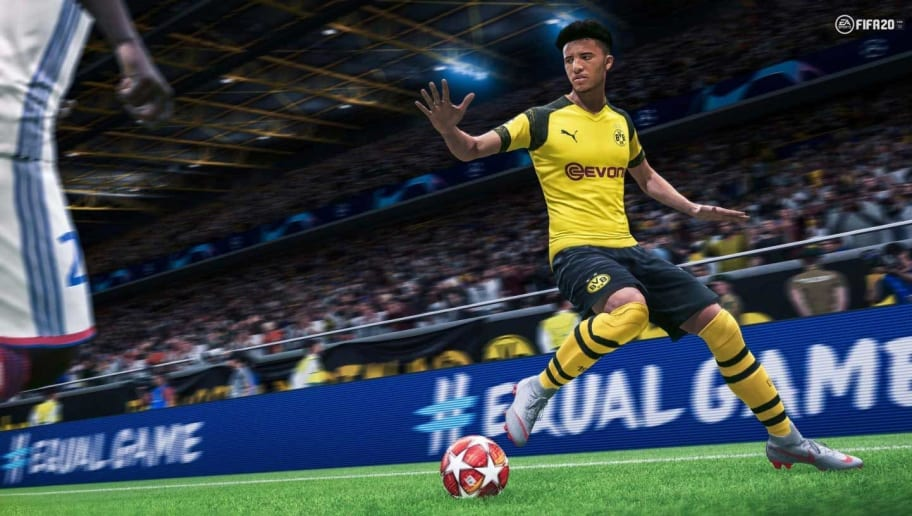 Fifa 20 beta access is limited to certain players.