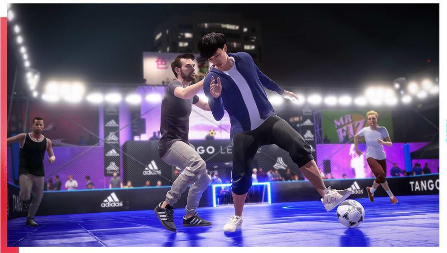 Volta Football FIFA 20 was revealed Saturday during EA's E3 press conference.
