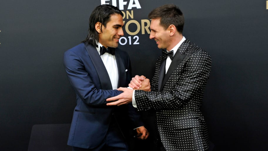 'It's the Price you pay for Being the Best' - Radamel Falcao Comes to the Defence of Lionel Messi